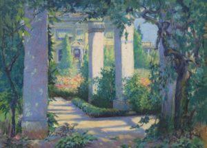 """""""Sunlit Garden"""""""